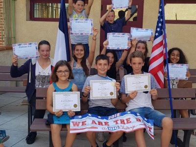 We are the best! (collège Collège Saint Joseph de L'Apparition)