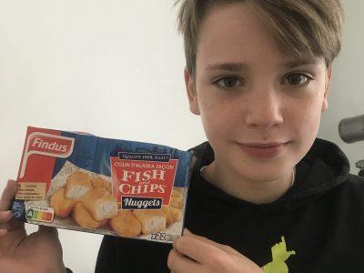 Collège Sainte-Marie  MEAUX  My best fish & chips !!