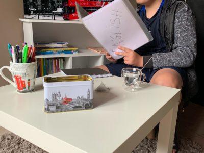 Collège Jean Monnet , 79120 LEZAY  Révision d'anglais accompagné de mon petit thé