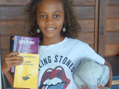 Collège Félix Aladin Flémin Deshaies Guadeloupe  Rugby ,Rock et Harry Potter ça c'est les Anglais !!