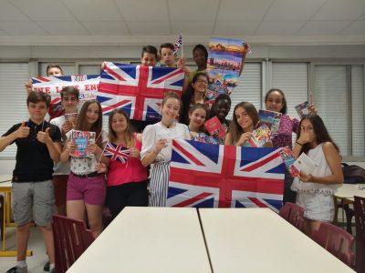 Collège Jacques Prévert à Saint Orens de Gameville. Merci beaucoup pour tout. Les élèves étaient ravis. Bonnes vacances à tous!
