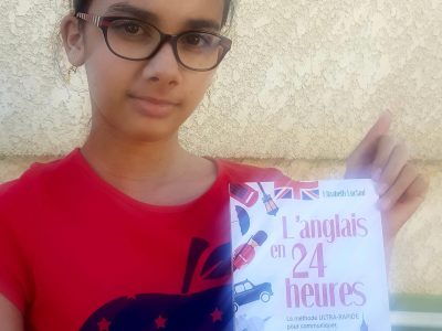My name is Sonia and I leave in Aulnay sous bois. I have a book for learn english.