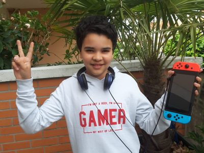 Bailly-Romainvillier Collège les blés d'or Team video games !