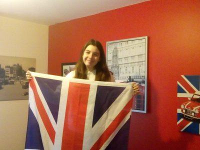 Penne d Agenais Collège Damira Asperti My room is à tribute to London