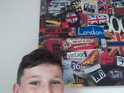 Hello i'm  Victor... Collège Roger Vercel à Dinan  I love England and London !!