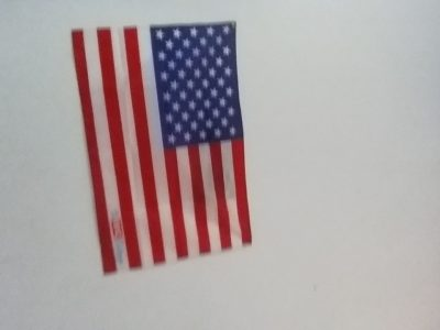 It's a fla of United States of America