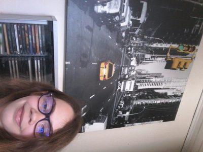 Ville: bellegarde College: Louis dumont  Ceci est un tableau qui représente un endroit des États-Unis. J'ai mis cette photo car je trouve que ça fait référence à Londres.