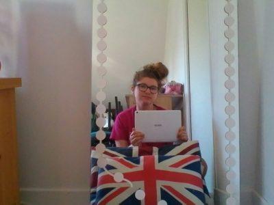 """Dol de Bretagne Saint Magloire j""""adore Londres ,l""""Angleterre tous ca et j""""ai""""tout chez moi"""" d""""anglais ."""
