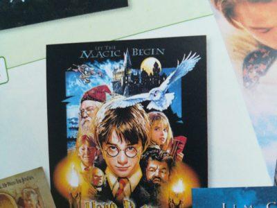 Poitiers, collèges jardins des plantes.  Plongée dans le monde de Harry Potter, et s'est aventure...