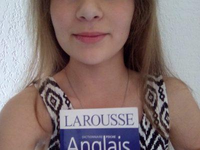 Barcelonnette collège André Honnorat Vive l'anglais!!
