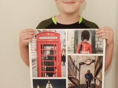 Des jolies photos photos qui représentent Londres.  Collège Henri Emmanuelli à LABRIT   TARIS ALEXIS 6ÈME 1