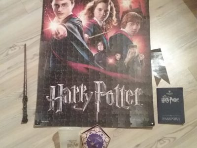Mouthe college la source  Memorises Harry Potter Studio, London