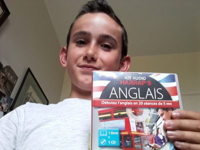 Vourles Collège Louis querbe  Comment apprendre l'anglais en 20 séances !!! I ♡english