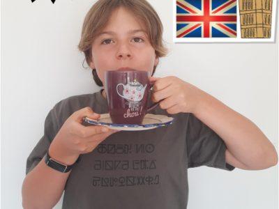 FONSORBES / Collège de Cantelauze  Hello ! my name is Liam and I love Tea time  !!