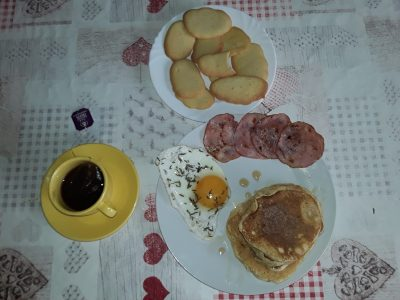 THIS IS MY BREAKFAST NOT YOURS 