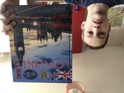 College les Louezdieu a Anzin-Saint-Aubin   Commentaire : découvrir Londres en un livres