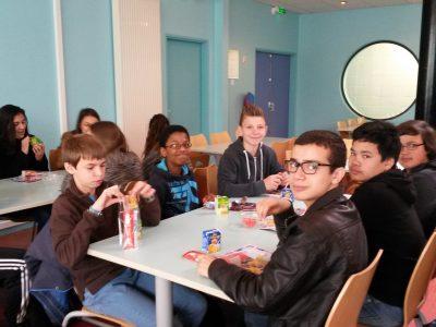 Nice job, everyone! 4e - Collège Léonard de Vinci, Bouffémont (95)