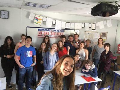 Cudos, Collège Saint Clément Les élèves ont adoré leurs prix Big Challenge. A l'année prochaine !