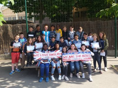 Félicitations à tous les élèves du Collège du Sacré-Cœur (Rouen) !