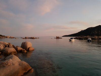 Voila ma meilleur photo quand je suis aller en Corse