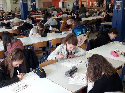 Collège Albert Jacquard de Lure (70)