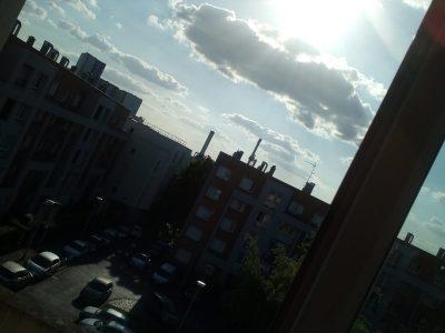 Courneuve Raymond Poincaré  ma le soleil est formidable