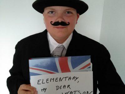 """HERIMONCOURT - COLLEGE DES 4 TERRES  """"Elementary ! my dear Watson ..."""""""