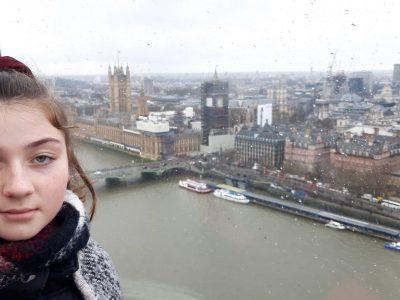 Béthune collège Sainte Famille. J'adore Londres.