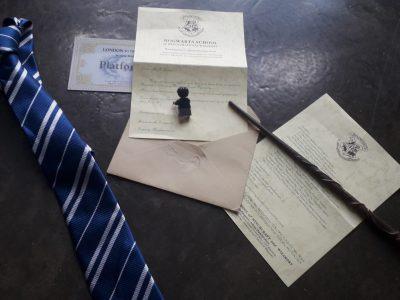 Sainte Pazanne- collège Sacré Cœur  Harry potter a été admis à Poudlard grâce au big challenge .