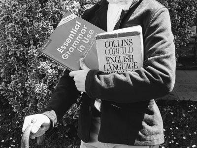 bon encontre,  la rocal , un vrai gentleman anglais