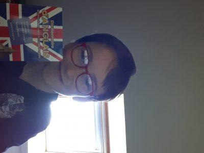 Amiens, collège sagebien. Je m'entraîne en regardant dans mon dictionnaire d'anglais