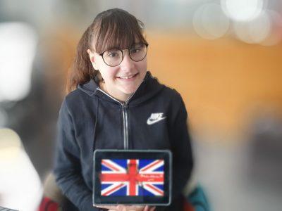 Halluin Collège Sacré-Coeur Halluin Pour moi, le symbole de l'Angleterre est le drapeau et la Reine.