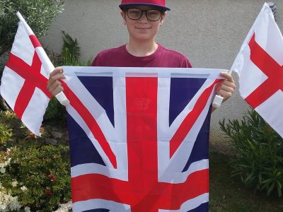 Collège du vieux chêne Chessy   Long live the Union Jack!