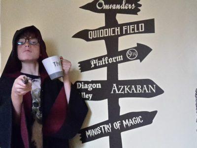 Le Cheylard  Cité scolaire des deux vallées. Commentaire: Londre ville où tout peut arriver, royaume de la magie, des bus bizarres et sans oublier le fameux thé. Vive Harry Potter!