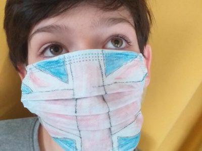 ville:Lormont collège:George Lapierre  contre le coronavirus adopter l'english mask