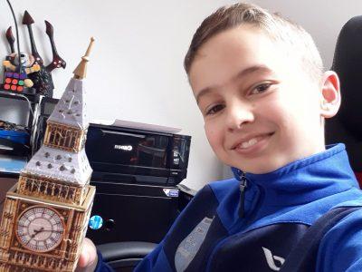 Marckolsheim collège jean jaques waltz  Le Big Ben et moi