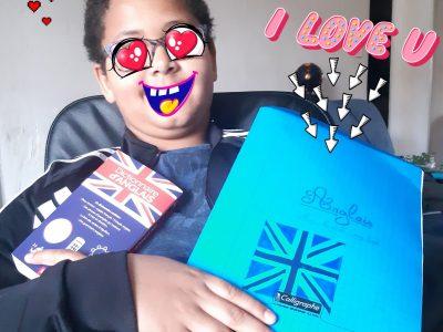 Collège André Lassagne :  Il faut être fou pour ne pas aimer l' anglais!!!!!!!!!!:-)