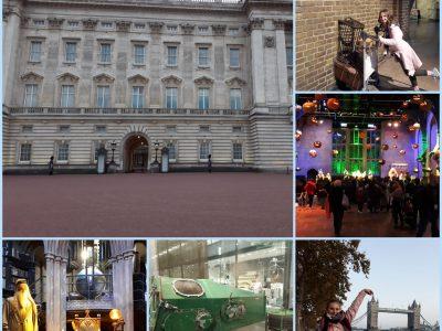 Collège Jules Ferry à Neuves Maison. Vacances à Londres, enchaînant musés, Harry Potter et Tour de Londres c'est vraiment le rêve...