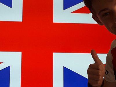 La Mothe Achard College saint jacques la foret c'est une photo du drapeau du royaume uni