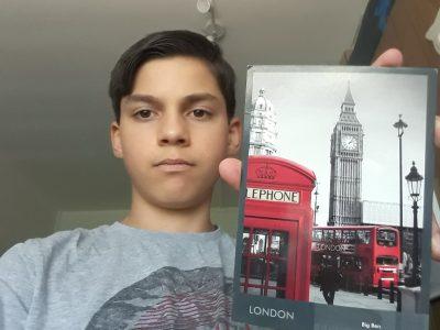 collège val de Sarre grosbliederstrof  it's the Big Ben in London