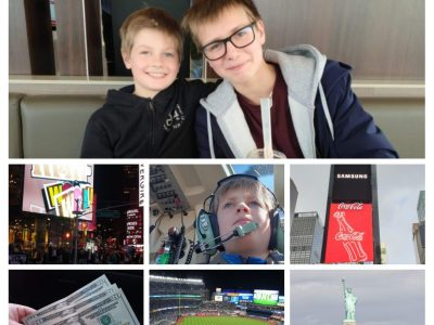 Hem, Raymond Devos  Travel to New York in 2019: we see Times Square, Yankee Stadium, The Statue of Liberty, M-M's World, with my brother at the Mac Do and finally me in a helicopter flying over Niagara Falls.  Voyage à New York en 2019 : on y voit Times Square, le Yankee Stadium, La Statue de la Liberté, M&M's World, avec mon frère au Mac Do et enfin moi à bort d' un hélicoptère survolant les Chutes du Niagara.