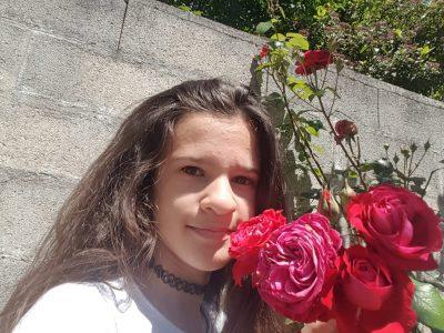 AMBARES ET LAGRAVE collège Claude MASSE (élève : idaya DAFAA)                                                         The war of the roses , team Lancaster !