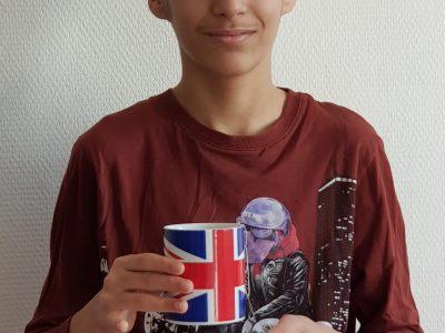 ville: Marseille       collège : Pierre Puget  Pas si mal un tea time à la maison