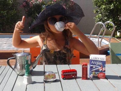 Lansargues REMY Charlotte   World you like some tea!!!