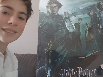 "PALAISEAU COLLEGE SAINT MARTIN  ""The Big Challenge Harry Potter"""
