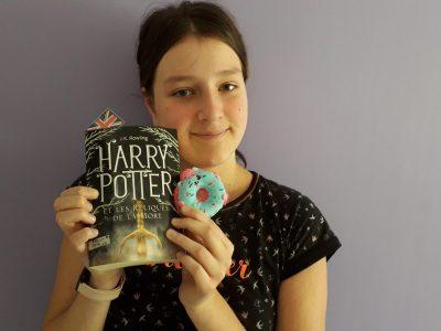 Collège Jean-Claude Bouquet, Morteau. Ce serais bien de vivre les aventures d'Harry Potter pour de vrai! C'est magique!!!