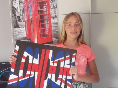 Lentilly PONS Iléna: Vive l'anglais !!!! Faites de l'anglais sans jamais vous arrêter.