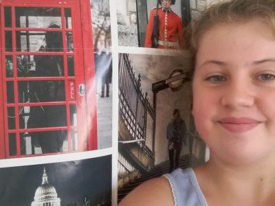 Fleury-les-Aubrais Collège André Chêne  Allez visiter Londres, c'est génial…