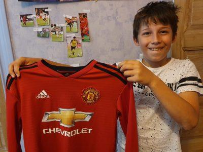 VILLE: Riom Collège Jean Vilar  recrutement de Manchester United
