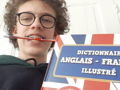 Solesmes, Saint Michel, I love English